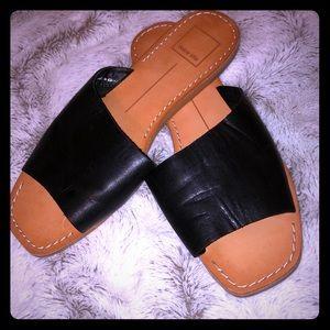 Dolce Vita Black Sandals